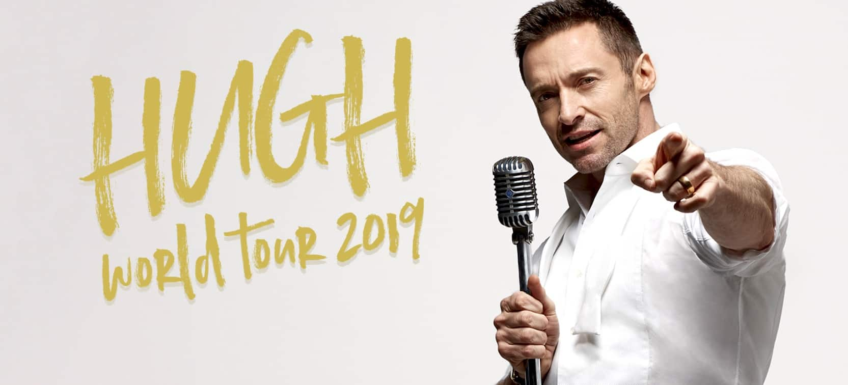 Hugh Jackman Tour Dates Tickets