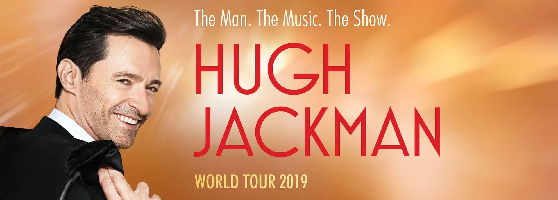 Hugh Jackman show setlist
